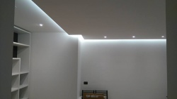 Luci led controsoffitto